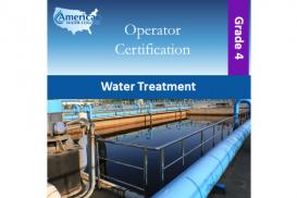 Water Treatment Exam Preparation Grade 4
