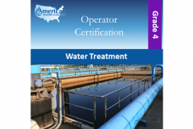 Water Treatment Exam Preparation Grade 4