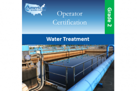 Water Treatment Exam Preparation Grade 2