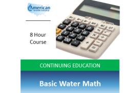 Basic Water Math