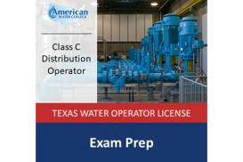 Texas Distribution Operator Exam Prep - C