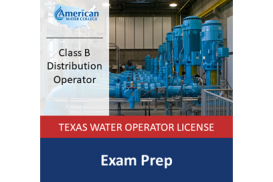 Texas Distribution Operator Exam Prep - B