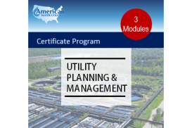 Utility Planning & Management Payment Plan