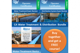 CA Water Treatment and Distribution Grade 2