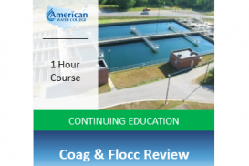 Coagulation and Flocculation Review