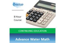 Advanced Water Math