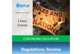 Regulations Review